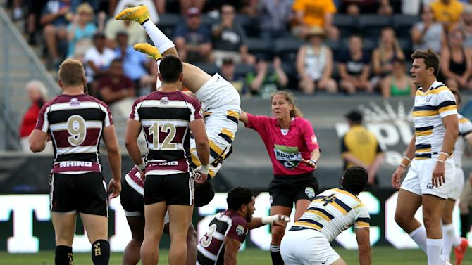 Penn Mutual Collegiate Rugby Championships - Day 2