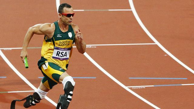 Olympic Games - Factbox: Oscar Pistorius