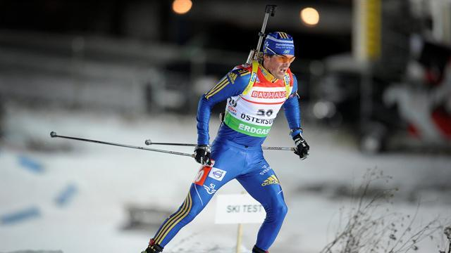 Biathlon - Lindstrom lands maiden win in 10km sprint