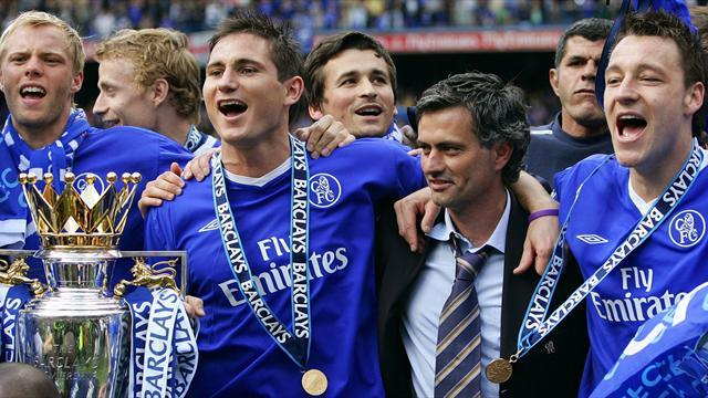 Premier League - Lampard: Mourinho return would be great