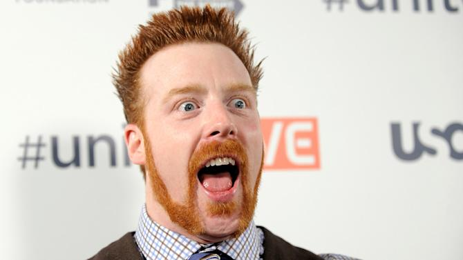 'There's no greater club' - WWE star Sheamus visits Celtic