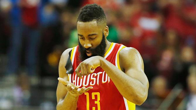 James Harden is making the NBA fear the beard
