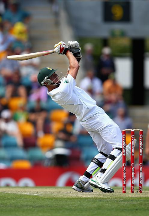 Australia v South Africa - First Test: Day 3