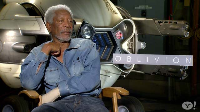 'Oblivion' Insider Access: The Stars