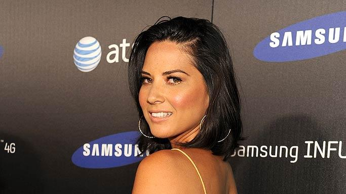 Olivia Munn Samsung Party