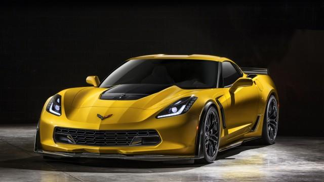 2015 Chevrolet Corvette Z06: First Fuel Economy Figures Released