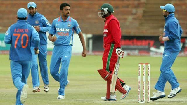 Cricket - Mishra's six wickets helps India to series whitewash