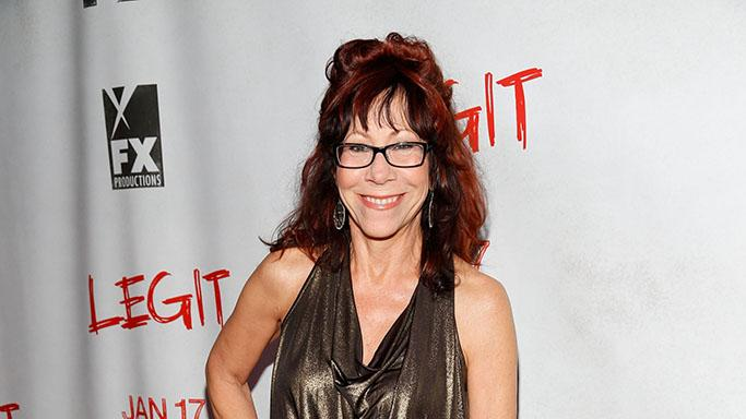 "Screening Of FX's New Comedy Series ""Legit"" - Red Carpet: Mindy Sterling"