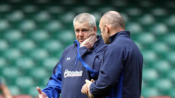 Rugby Union - Warren Gatland and Robin McBryde File Photo