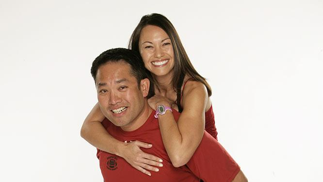 """Married teammates Joe Wang and Heidi Wang from  El Segundo, California are one of the teams on """"The Amazing Race 16."""" Joe is a 42-year-old sales executive and Heidi is a 37-year-old homemaker/former business developer."""