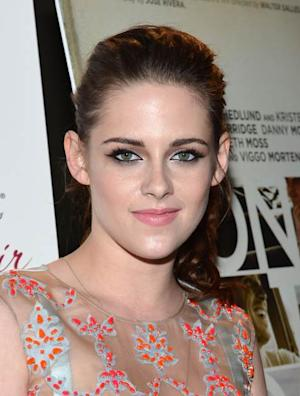 Actress Kristen Stewart attends 'On The Road' New York Premiere at SVA Theater on December 13, 2012 in New York City -- Getty Images
