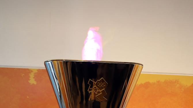 Olympic Cauldron donated to museum
