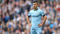 Manchester City's Aguero injured in Argentina loss