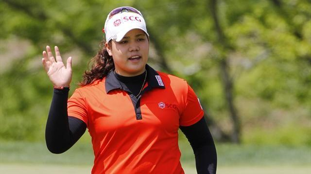 Golf - Jutanugarn stays out in front at Kingsmill