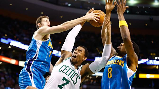 New Orleans Hornets v Boston Celtics