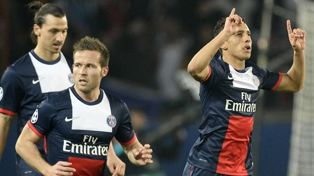 Champions League - PSG complete comfortable aggregate win over Leverkusen