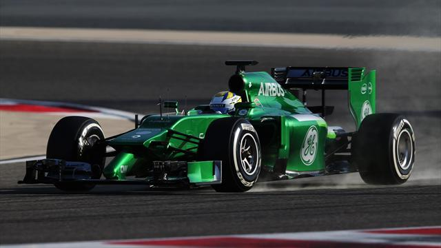 Formula 1 - Caterham F1 team in technical shake-up