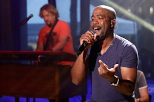 Darius Rucker on 'Wagon Wheel' and the Future of Hootie