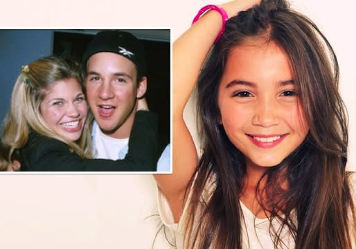 Girl Meets World Gets Official Pilot Order From Disney – Plus: Meet Cory and Topanga's Kid!