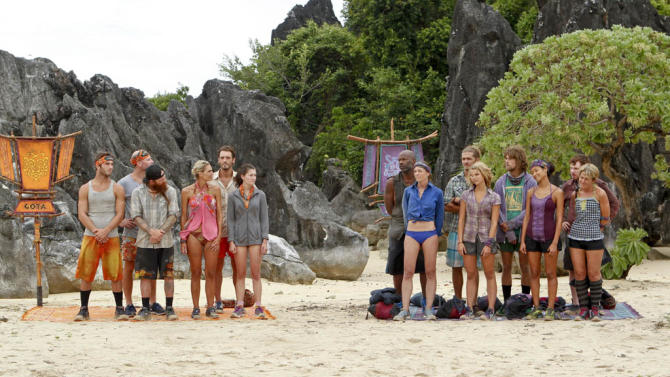 """Survivor: Caramoan - Fans vs. Favorites"" -- ""Operation Thunder Dome"""