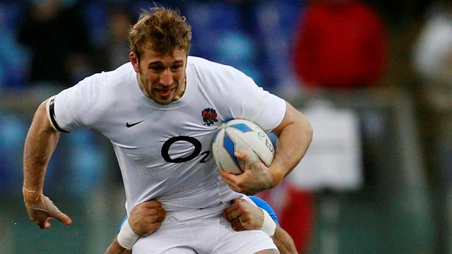 Rugby - Robshaw issues rallying call