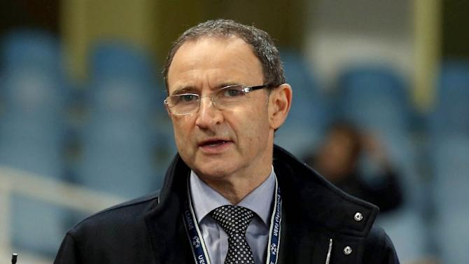 'A job like this might not come around for some time' – O'Neill privileged to manage Ireland