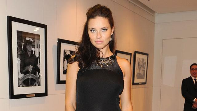 Adriana Lima Gives Birth to Baby Girl