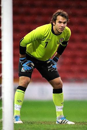 Chris Maxwell has represented Wales at Under-21 level