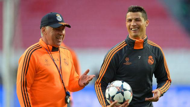 Carlo Ancelotti Admits Letting Cristiano Ronaldo Play Wherever He Wanted During His Real Tenure