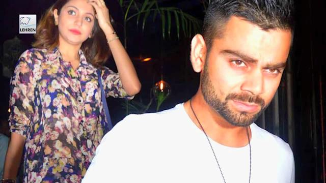 Anushka SPOTTED At Virat Residence After World Cup Loss
