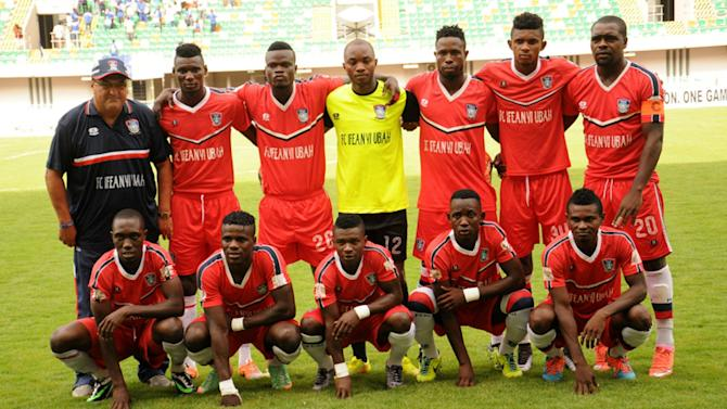 Victory over Warri Wolves wasn't a stroll in the park, says Akakem