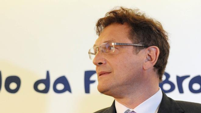 FIFA General Secretary French Jerome Valcke Applauds AFP/Getty Images