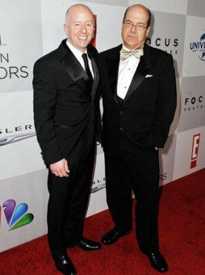 USA Co-Presidents Jeff Wachtel and Chris McCumber Named TV Showmen of the Year