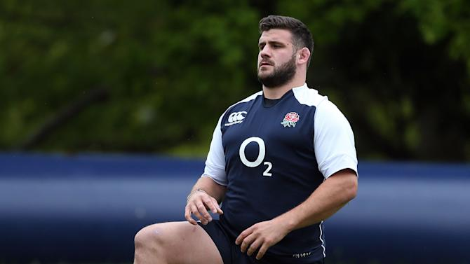 Rugby Union - Rob Webber File Photo