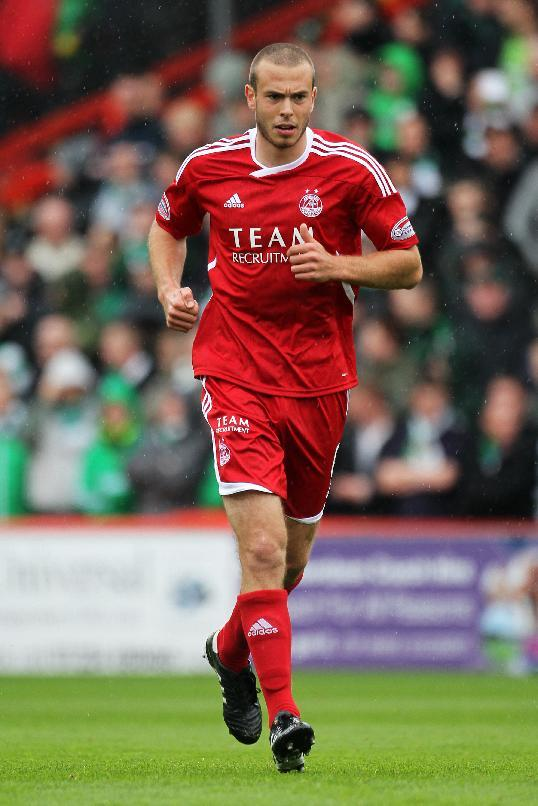 Andrew Considine, pictured, has been praised by Aberdeen skipper Russell Anderson
