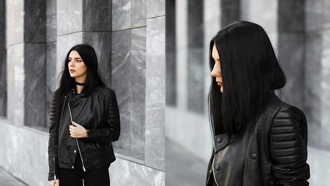 All black everything (by Holynights Claudia)