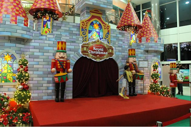 Unique Christmas displays for Singapore's southern precinct