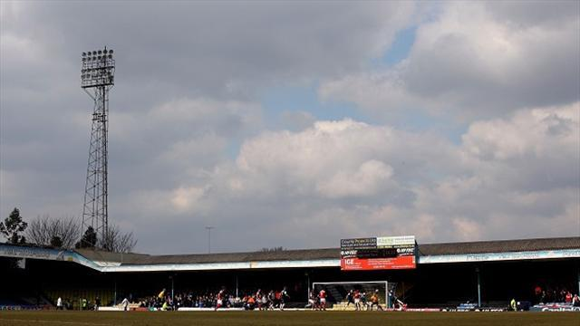 League Two - Penney celebrates Shrimpers display