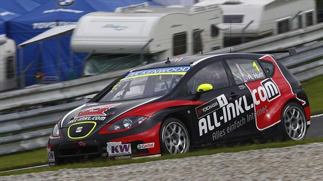 WTCC - Huff splits Chevrolets at Salzburgring