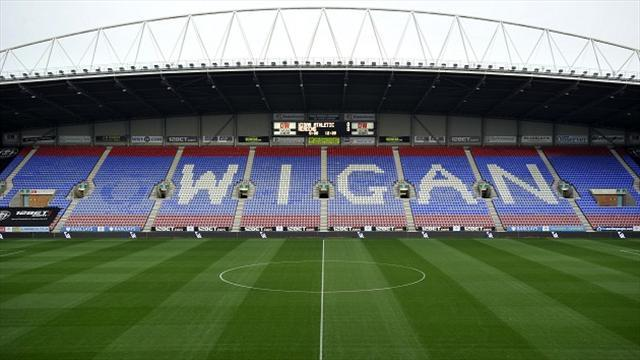 Championship - Beausejour back for Wigan