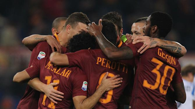 'It's not like we're playing Real Madrid' - Spalletti confident Roma can beat Lazio