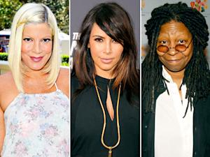 """Whoopi Goldberg: """"I Don't Care"""" Who Replaces Elisabeth Hasselbeck and Joy Behar, Tori Spelling Debuts 45-Pound Post-Baby Weight Loss: Top 5 Stories of Today"""