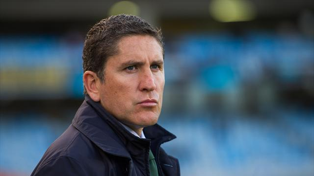 Liga - Betis sack Garrido after Madrid thrashing