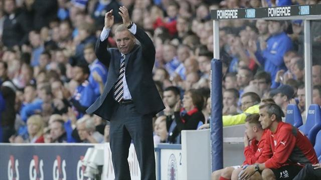Scottish Football - McCoist sad to see Smith leave Rangers