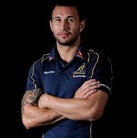 Quade Cooper has committed his future to the Queensland Reds
