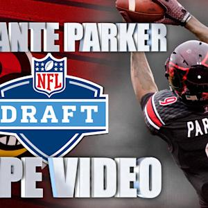 Louisville WR DeVante Parker   NFL Draft Hype Video