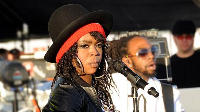 Lauryn Hill Dedicates 'Black Rage (Sketch)' to Ferguson