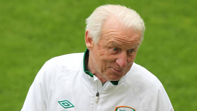 Giovanni Trapattoni feels much younger than his 73 years