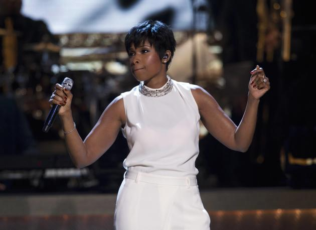 Jennifer Hudson performs onstage at BET Honors 2014 at Warner Theatre in Washington