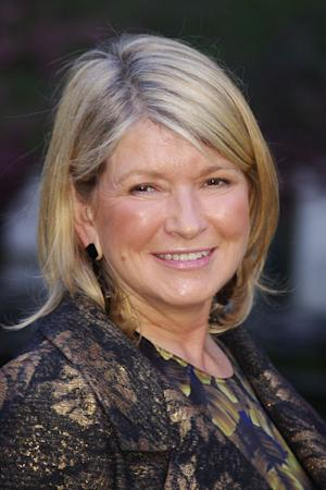 A 10-year-old Martha Stewart is now a cartoon character in a series of web videos and TV shows.